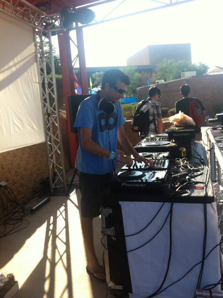 Exclusive: Interview with Local Powerhouse DJ LuJan..