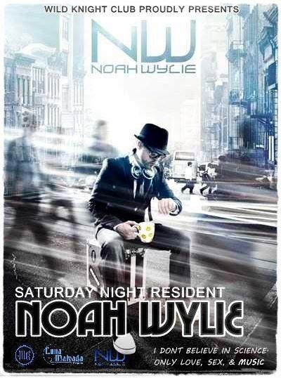 Wild Knight Saturdays Feat. Noah Wylie