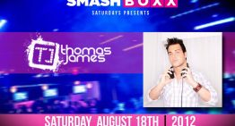 Smashboxx Saturday's Feat. Thomas James