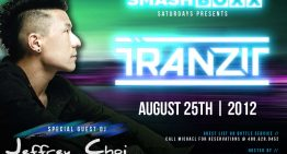 Smashboxx Saturdays feat. DJ Tranzit & Jeffrey Choi