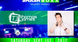 Smashboxx Saturdays feat. DJ Thomas James