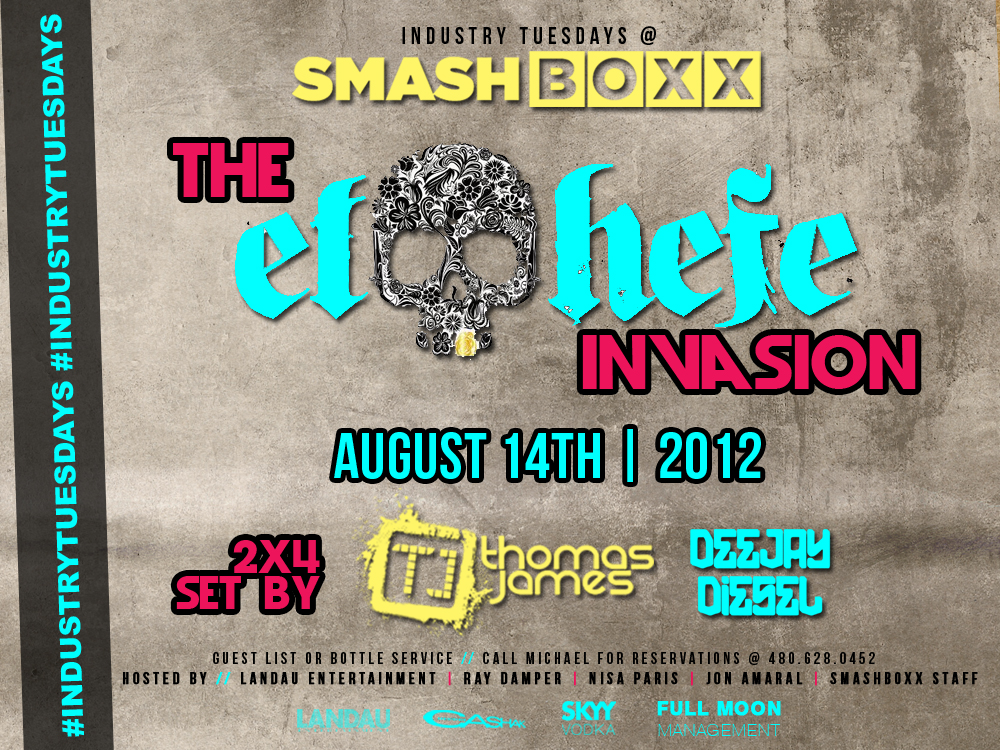 Industry Tuesdays: El Hefe Invasion