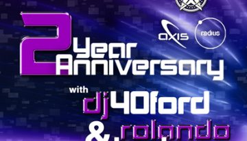 REPUBLIC Digital Dance 2 Year Anniversary w/ DJ 40FORD