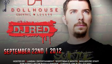 DJ Red @ Dollhouse
