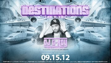 Smashboxx Saturdays feat. DJ G-Roy