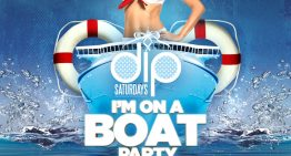 DIP SATURDAYS: IM ON A BOAT SAILOR THEMED PARTY