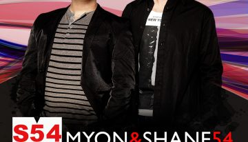 Myon and Shane 54 @ GIANT Wednesdays