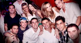 White Out Party at Smashboxx