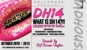 The DH14 Madhouse feat. DJ Aaron Taylor