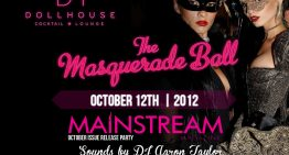 Masquerade Ball + Mainstream Mag Issue Release Party