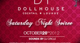 Dollhouse Saturday Night Soiree feat. DJ Circle