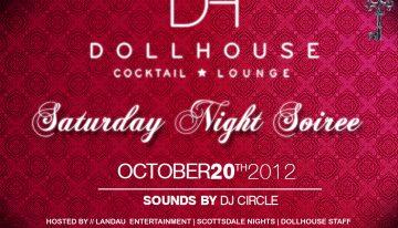 Dollhouse Saturday Night Soiree feat. DJ Circle