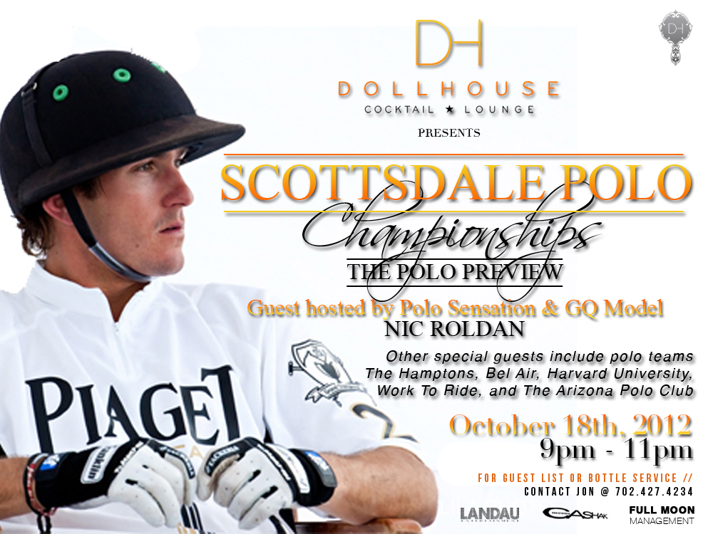 The Polo Preview @ Dollhouse
