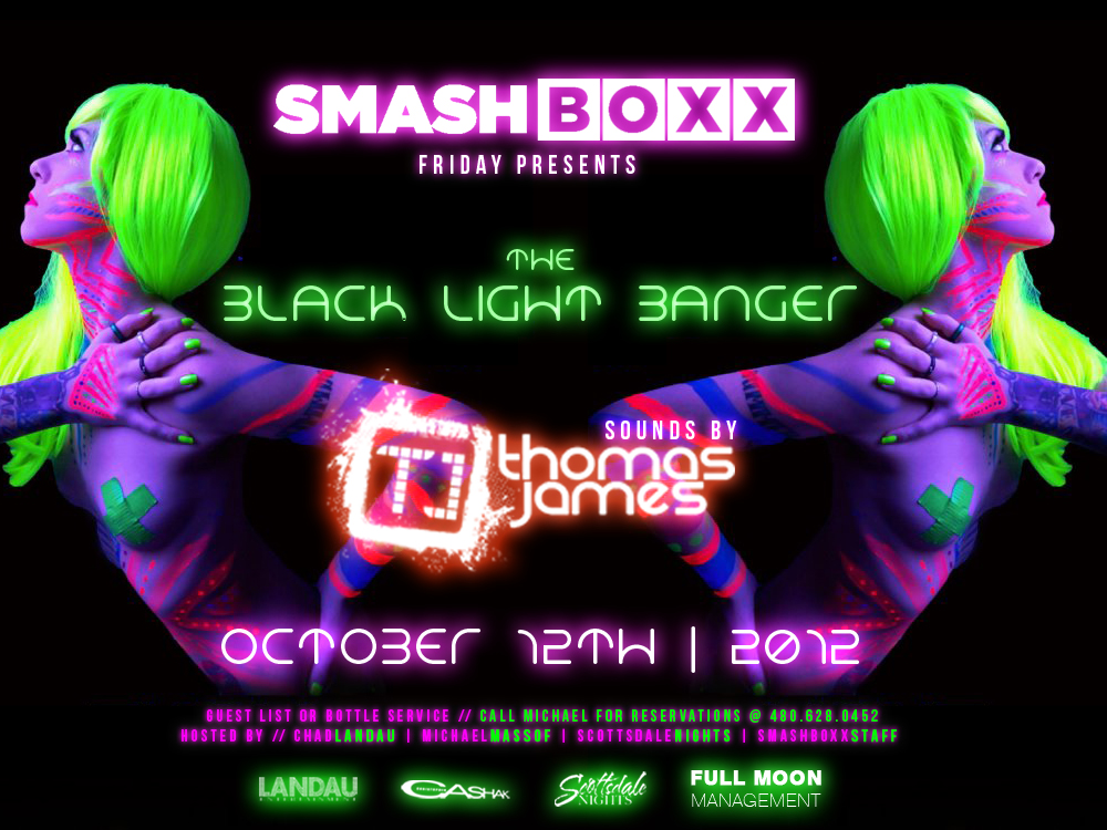 The Blacklight Banger feat. DJ Thomas James
