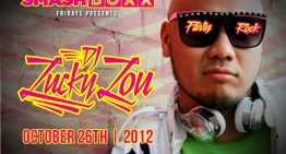 PARTY ROCK @ SMASHBOXX FEAT. DJ LUCKY LOU