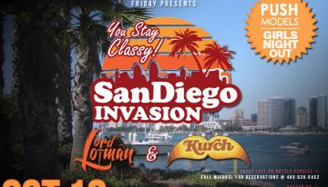 The San Diego Invasion feat. DJs Lord Lotman & Kurch
