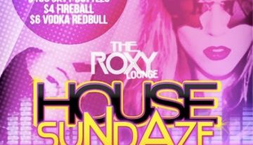 The Roxy House Sundaze Evening Halloween Party