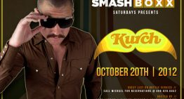 Smashboxx Saturdays feat. DJ Kurch
