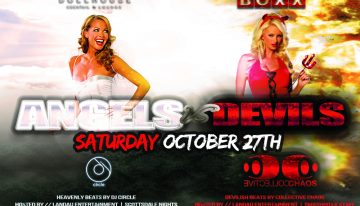 Heavenly Halloween @ Dollhouse feat. DJ Circle