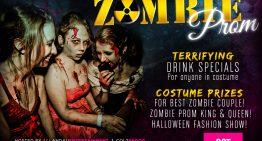 Industry Tuesdays Presents The Zombie Prom