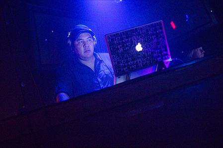 DJ Ablerock at Martini Ranch