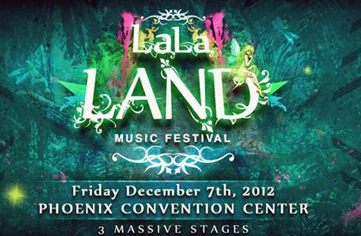 La La LAND Music Festival