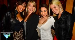 Girls Night Out at Blue Martini