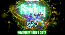 Friday Night Lights feat. DJs Blizzy & Alto