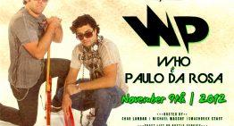 Who & Paulo Da Rosa @ Smashboxx