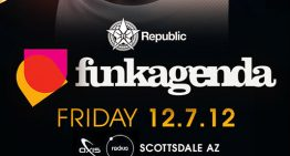 Republic Featuring Funkagenda @ Axis Radius