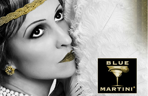 Blue Martini's Great Gatsby New Year's Eve 2013