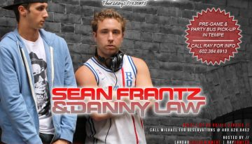 Sean Frantz & Danny Law @ Smashboxx