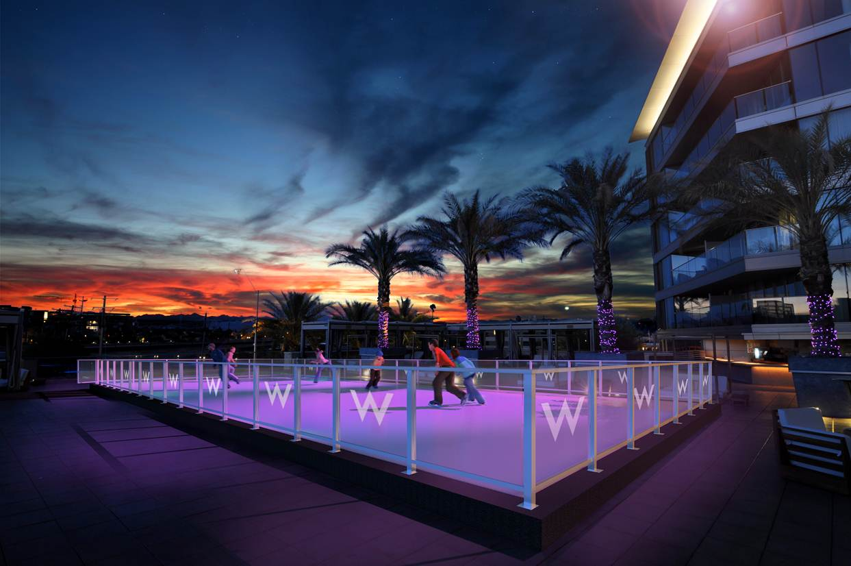 Holiday Boulevard & CHILL Launch @ W Scottsdale - Nightlife