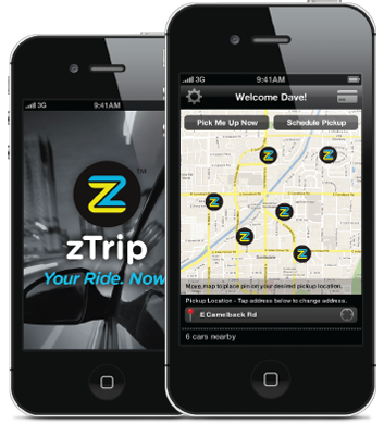 zTrip Launch Event @ Culinary Dropout!