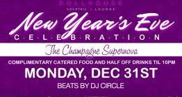 The Champagne Supernova @ Dollhouse on NYE