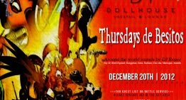 Thursdays de Besitos @ Dollhouse Cocktail Lounge