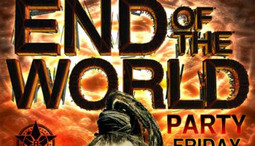 End of the World Party ft. DJ Soloman @ Axis Radius