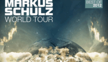 Markus Schulz : World Tour – Best of 2012