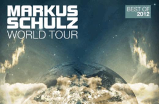 Markus Schulz : World Tour – Best of 2012