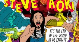Steve Aoki Releases New EP : It's The End of The World As We Know It