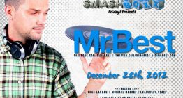 Smashboxx Friday's Presents: Mr. Best