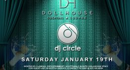 Dollhouse Saturdays with DJ Circle