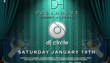 Dollhouse Saturdays with DJ Circle