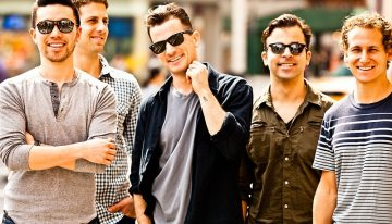 Exclusive interview with Jerry Depizzo of O.A.R.