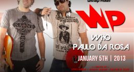 Smashboxx Saturdays With Who & Paulo Da Rosa