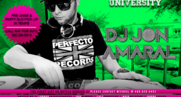 Smashboxx University ft. DJ Jon @ Smashboxx