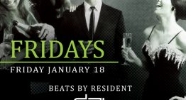 Mint Fridays Featuring DJ MCB