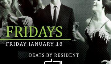 Mint Fridays Featuring DJ MCB