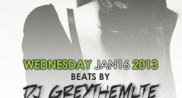 Mint Wednesdays Feat. DJ Grey The Mute