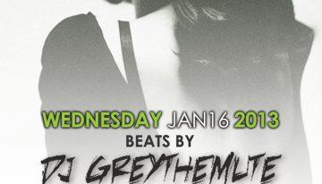 Mint Wednesdays Feat. DJ Grey The Mute